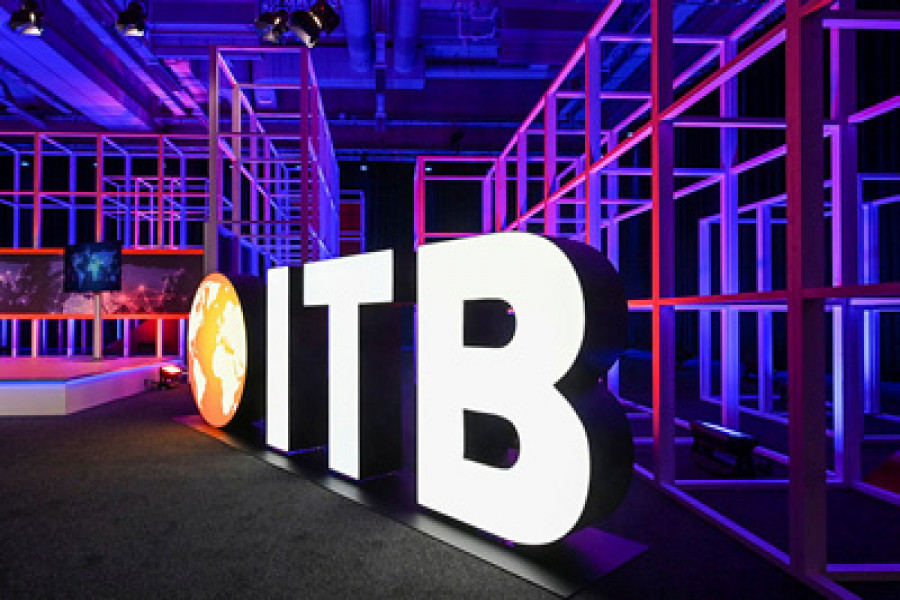 ITB Berlin will return as a live show in 2022