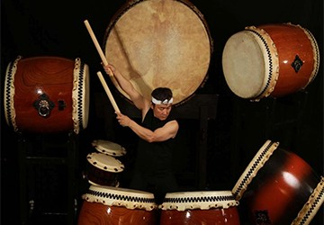 The Drums Festival celebrates Sinai and honors Sha...