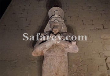 Egypt rebuilds Ramses II statue and hands it to th...
