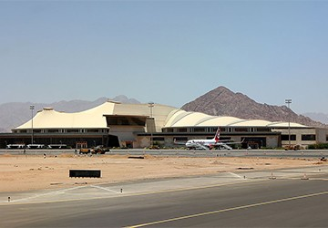 Russian experts in the airports of Sharm el-Sheikh...