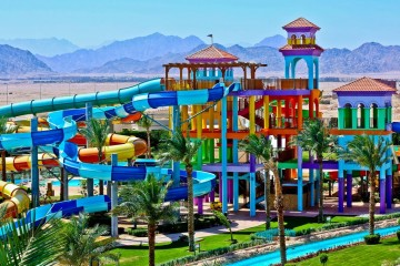 Charmillion Club Aqua Park Trip